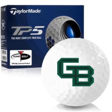 Taylor Made TP5 Wisconsin Green Bay Phoenix Golf Balls