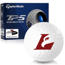 Taylor Made TP5 Wisconsin La Crosse Eagles Golf Balls