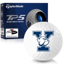 Taylor Made TP5 Yale Bulldogs Golf Balls