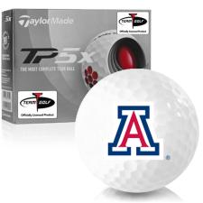 Taylor Made TP5x Arizona Wildcats Golf Balls