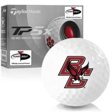 Taylor Made TP5x Boston College Eagles Golf Balls