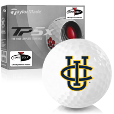 Taylor Made TP5x Cal Irvine Anteaters Golf Balls