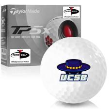Taylor Made TP5x Cal Santa Barbara Gauchos Golf Balls