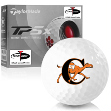 Taylor Made TP5x Campbell Fighting Camels Golf Balls