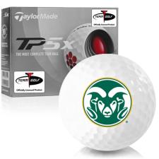 Taylor Made TP5x Colorado State Rams Golf Balls
