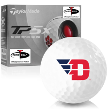 Taylor Made TP5x Dayton Flyers Golf Balls