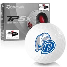 Taylor Made TP5x Drake Bulldogs Golf Balls