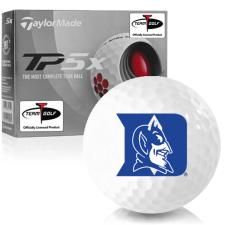 Taylor Made TP5x Duke Blue Devils Golf Balls