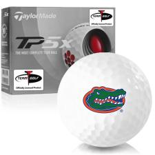 Taylor Made TP5x Florida Gators Golf Balls