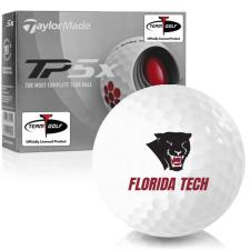 Taylor Made TP5x Florida Tech Panthers Golf Balls