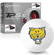 Taylor Made TP5x Fort Valley State Wildcats Golf Balls
