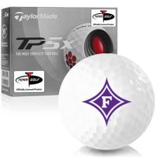 Taylor Made TP5x Furman Paladins Golf Balls