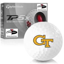 Taylor Made TP5x Georgia Tech Golf Balls