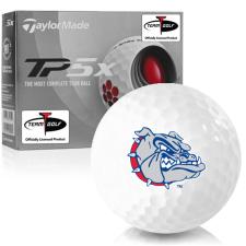 Taylor Made TP5x Gonzaga Bulldogs Golf Balls