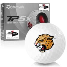Taylor Made TP5x IUPUI Jaguars Golf Balls