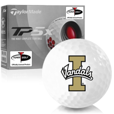 Taylor Made TP5x Idaho Vandals Golf Balls