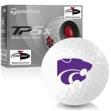 Taylor Made TP5x Kansas State Wildcats Golf Balls