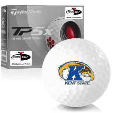 Taylor Made TP5x Kent State Golden Flashes Golf Balls