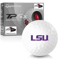Taylor Made TP5x LSU Tigers Golf Balls