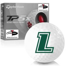 Taylor Made TP5x Loyola Maryland Greyhounds Golf Balls