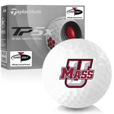 Taylor Made TP5x UMass Minutemen Golf Balls