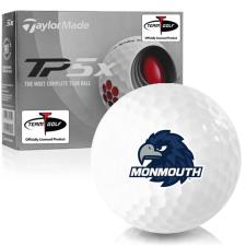 Taylor Made TP5x Monmouth Hawks Golf Balls