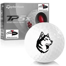 Taylor Made TP5x Northeastern Huskies Golf Balls