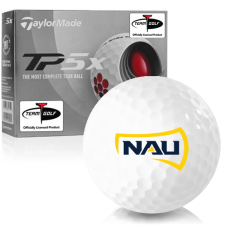 Taylor Made TP5x Northern Arizona Lumberjacks Golf Balls
