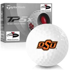 Taylor Made TP5x Oklahoma State Cowboys Golf Balls
