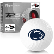 Taylor Made TP5x Penn State Nittany Lions Golf Balls