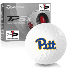Taylor Made TP5x Pittsburgh Panthers Golf Balls