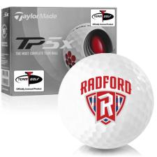 Taylor Made TP5x Radford Highlanders Golf Balls