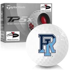 Taylor Made TP5x Rhode Island Rams Golf Balls