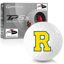 Taylor Made TP5x Rochester Yellowjackets Golf Balls