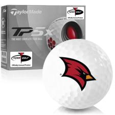 Taylor Made TP5x Saginaw Valley State Cardinals Golf Balls