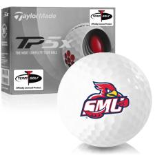 Taylor Made TP5x Saint Mary's of Minnesota Cardinals Golf Balls