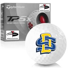 Taylor Made TP5x South Dakota State Golf Balls