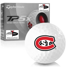 Taylor Made TP5x St. Cloud State Huskies Golf Balls