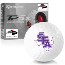 Taylor Made TP5x Stephen F. Austin Lumberjacks Golf Balls