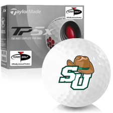 Taylor Made TP5x Stetson Hatters Golf Balls