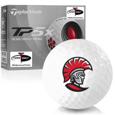 Taylor Made TP5x Tampa Spartans Golf Balls