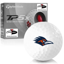 Taylor Made TP5x UTSA Roadrunners Golf Balls