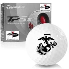 Taylor Made TP5x US Marine Corps Golf Balls