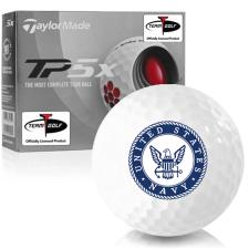 Taylor Made TP5x US Navy Golf Balls