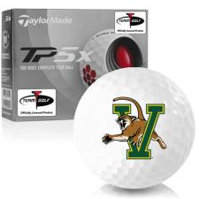 Taylor Made TP5x Vermont Catamounts Golf Balls