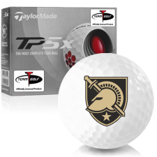 Taylor Made TP5x Army West Point Black Knights Golf Balls