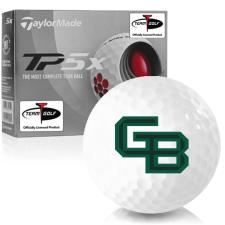 Taylor Made TP5x Wisconsin Green Bay Phoenix Golf Balls