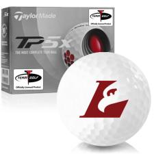 Taylor Made TP5x Wisconsin La Crosse Eagles Golf Balls
