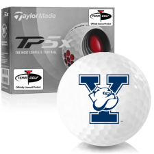 Taylor Made TP5x Yale Bulldogs Golf Balls